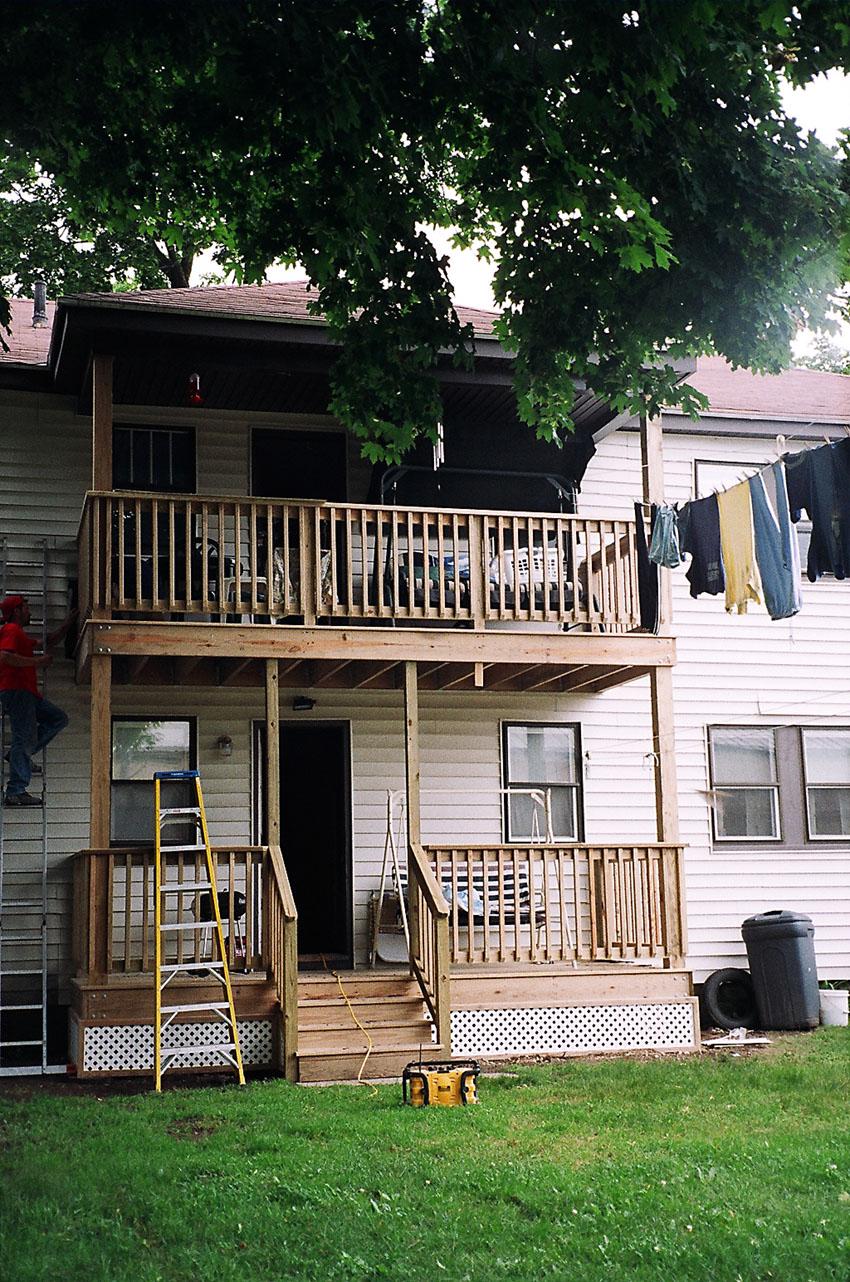 Decks | Carys Mill